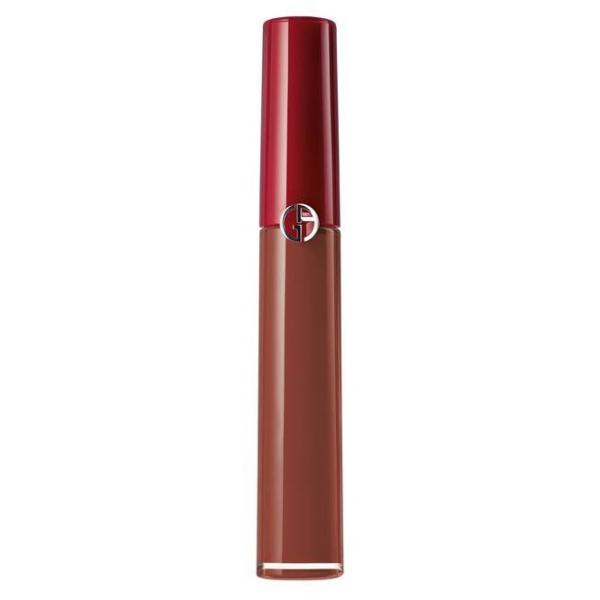 Giorgio Armani - Lip Maestro Rossetto Liquido Vellutato - Rossetto Mat Vellutato ad Alta Pigmentazione - 200 - Terra - Luxury