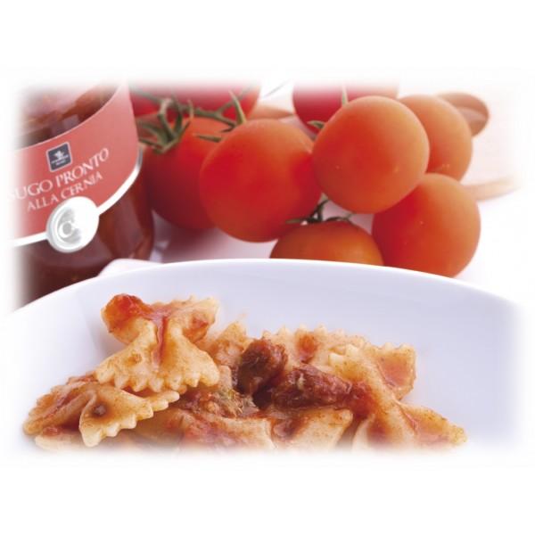 Vincente Delicacies - Sugo Pronto alla Cernia - C&V - Linea Pesce
