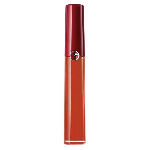 Giorgio Armani - Lip Maestro Rossetto Liquido Vellutato - Rossetto Mat Vellutato ad Alta Pigmentazione - 300 - Flesh - Luxury