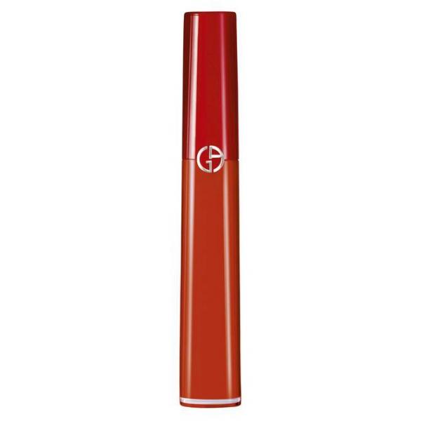 Giorgio Armani - Lip Maestro Rossetto Liquido Vellutato - Rossetto Mat Vellutato ad Alta Pigmentazione - 302 - Orange - Luxury