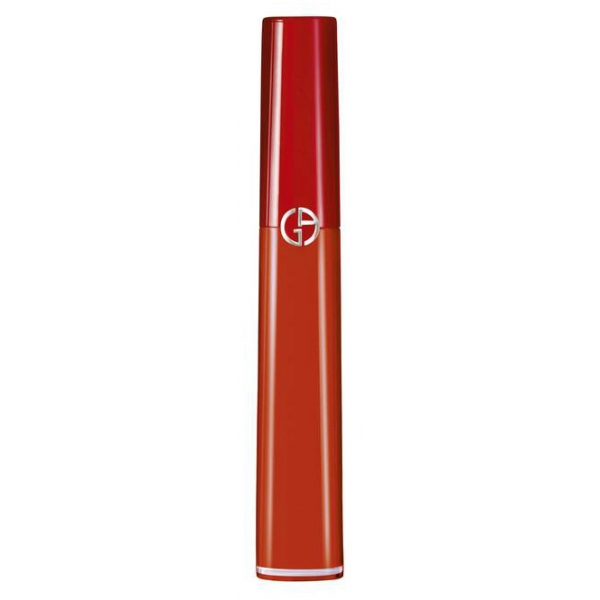 Giorgio Armani - Lip Maestro Velvety Liquid Lipstick - High Pigmentation Velvety Mat Lipstick - 302 - Orange - Luxury