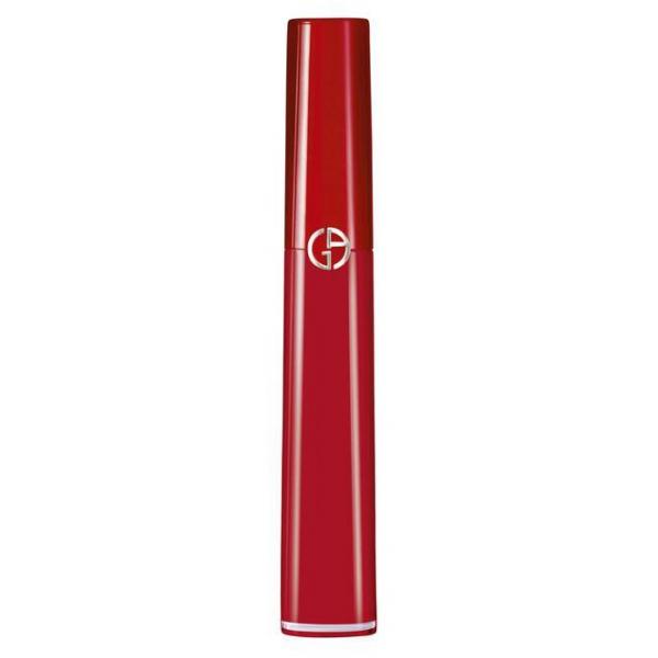 Giorgio Armani - Lip Maestro Rossetto Liquido Vellutato - Rossetto Mat Vellutato ad Alta Pigmentazione - 409 - Red - Luxury