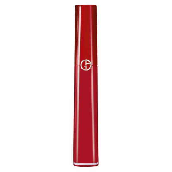 Giorgio Armani - Lip Maestro Velvety Liquid Lipstick - High Pigmentation Velvety Mat Lipstick - 409 - Red - Luxury