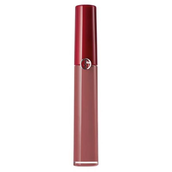 Giorgio Armani - Lip Maestro Velvety Liquid Lipstick - High Pigmentation Velvety Mat Lipstick - 500 - Blush - Luxury