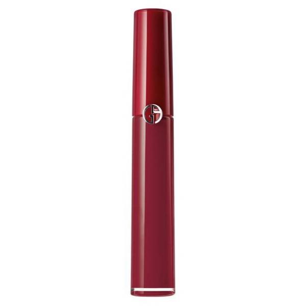 Giorgio Armani - Lip Maestro Velvety Liquid Lipstick - High Pigmentation Velvety Mat Lipstick - 509 - Ruby Nude - Luxury