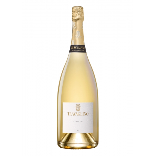 Tenuta Travaglino - Cuvèe 59 Magnum - Pinot Nero e Chardonnay Metodo Classico Millesimato Brut D.O.C.G.