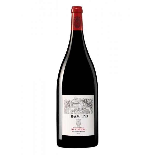 Tenuta Travaglino - Poggio della Buttinera Magnum - Pinot Noir Reserve D.O.C. - 1,5 l