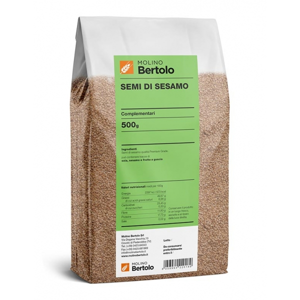 Molino Bertolo - Sesame Seeds - 500 g