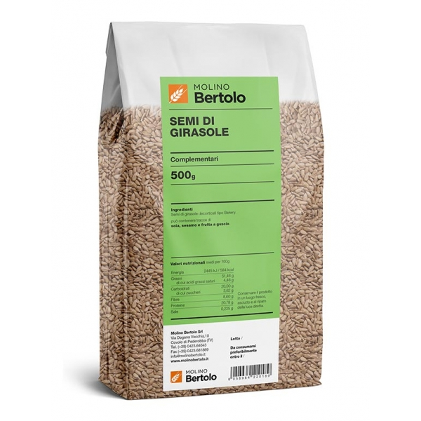 Molino Bertolo - Dehusked Sunflower Seeds - 500 g