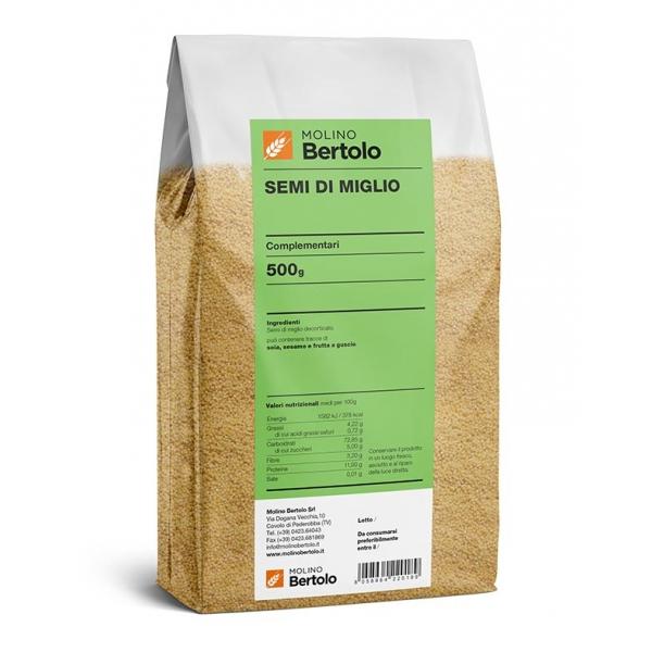 Molino Bertolo - Dehusked Millet Seeds - 500 g