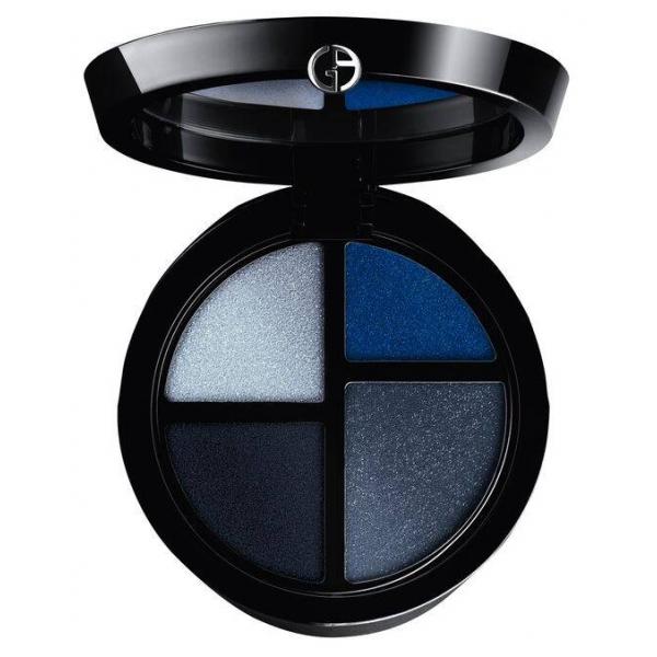Giorgio Armani - Eyes To Kill Eye Quattro - Ombretto a Lunga Tenuta dalla Texture Cremosa - Hollywood - Luxury
