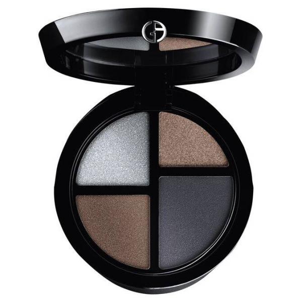 Giorgio Armani - Eyes To Kill Eye Quattro - Long-Lasting Eyeshadow with a Creamy Texture - Fame - Luxury