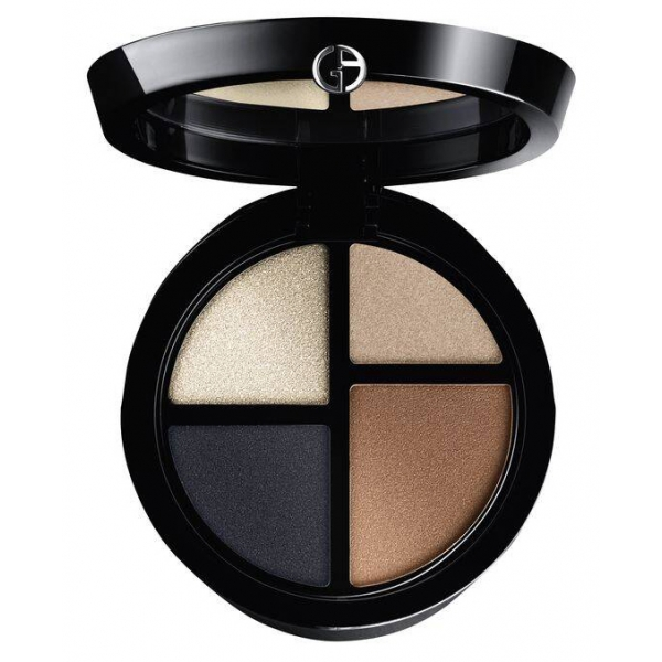 Giorgio Armani - Eyes To Kill Eye Quattro - Long-Lasting Eyeshadow with a Creamy Texture - Paparazzi - Luxury