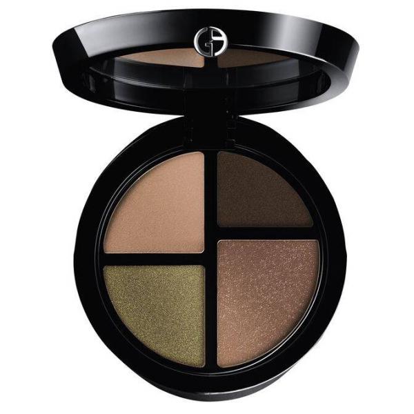 Giorgio Armani - Eyes To Kill Eye Quattro - Long-Lasting Eyeshadow with a Creamy Texture - Incognito - Luxury