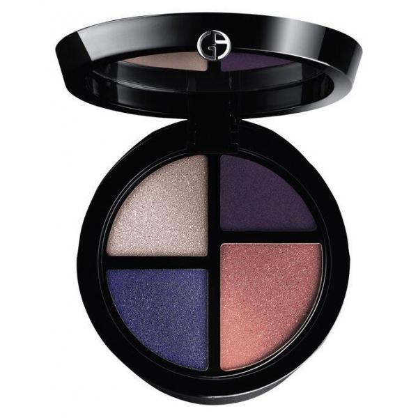 Giorgio Armani - Eyes To Kill Eye Quattro - Long-Lasting Eyeshadow with a Creamy Texture - Scenario - Luxury