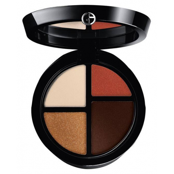 Giorgio Armani - Eyes To Kill Eye Quattro - Long-Lasting Eyeshadow with a Creamy Texture - Festival - Luxury