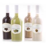Vincente Delicacies - Finissima Crema di Liquore alla Nocciola dei Nebrodi - Creme di Liquore