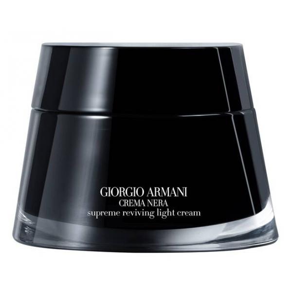 Giorgio Armani - Crema Nera Supreme Reviving Cream Light Texture - Crema Rivitalizzante - Azione Antietà Totale - Luxury