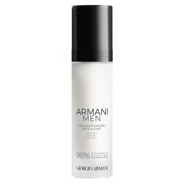 Giorgio Armani - Armani Men The Moisturizer Daily Moisturizer Face and Eyes Anti-Aging - Luxury