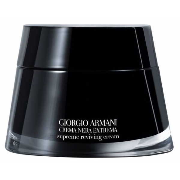 Giorgio Armani - Black Cream Supreme Revitalizing Cream - Total Anti-Aging Action - Luxury