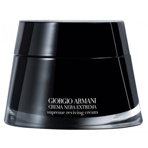 Giorgio Armani - Crema Nera Supreme Crema Rivitalizzante - Azione Antietà Totale - Luxury