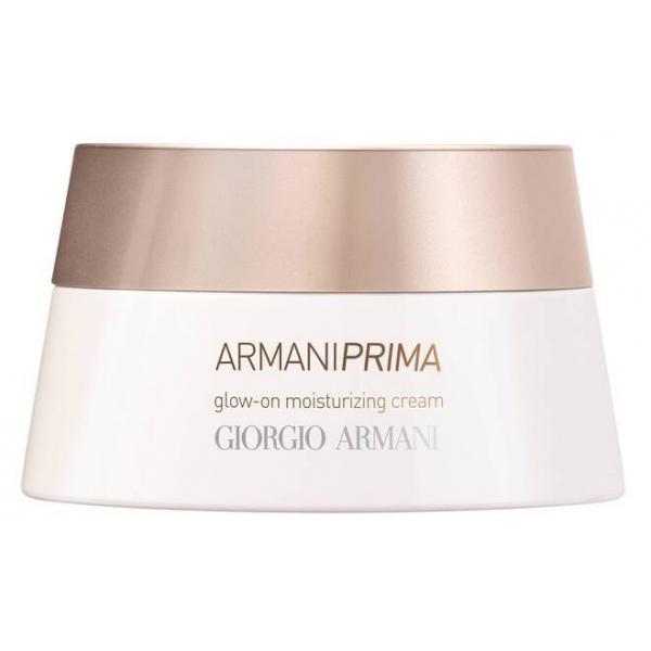 Giorgio Armani - Armani Prima Glow-On Moisturizing Balm - Crema Idratante - Balsamo Texture Fondente - Finish Luminoso - Luxury