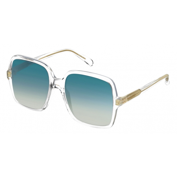 Givenchy - Occhiali da Sole GV Essence in Acetato - Rosa Blu - Occhiali da Sole - Givenchy Eyewear
