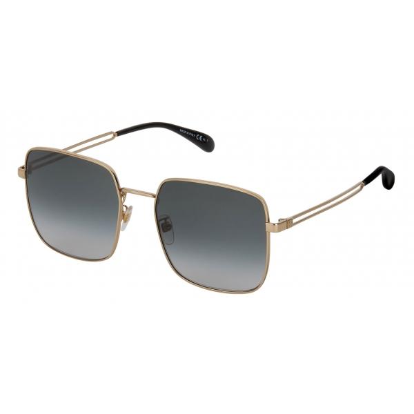Givenchy - Occhiali da Sole GV Double Wire in Metallo - Oro Grigio - Occhiali da Sole - Givenchy Eyewear