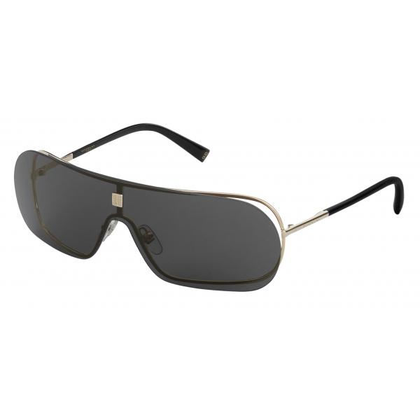 Givenchy - Occhiali da Sole Unisex GV Eclipse in Metallo - Oro Grigio - Occhiali da Sole - Givenchy Eyewear