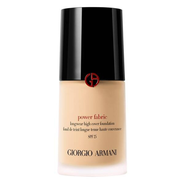 Giorgio Armani - Power Fabric Total Coverage Liquid Foundation - Long-Lasting Foundation Mat Finish - Luxury