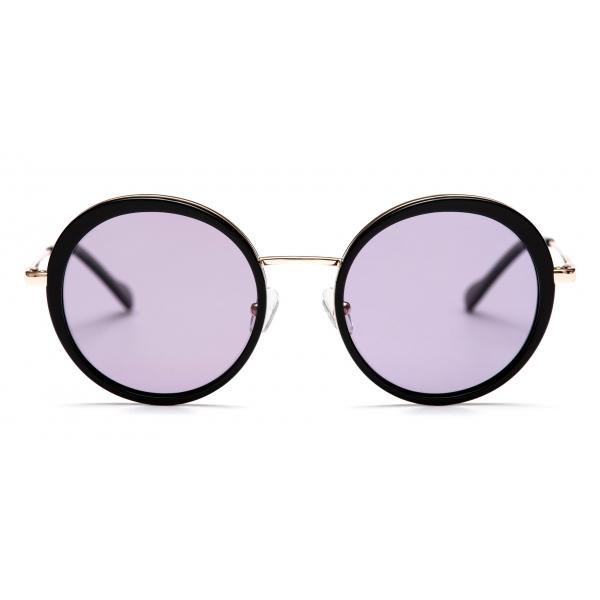 No Logo Eyewear - NOL19009 Sun - Black -  Sunglasses