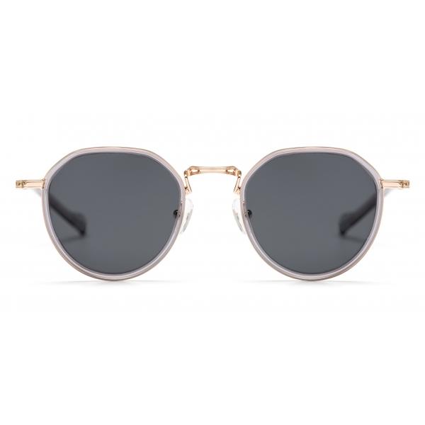 No Logo Eyewear - NOL19011 Sun - Blu e Grigio - Occhiali da Sole