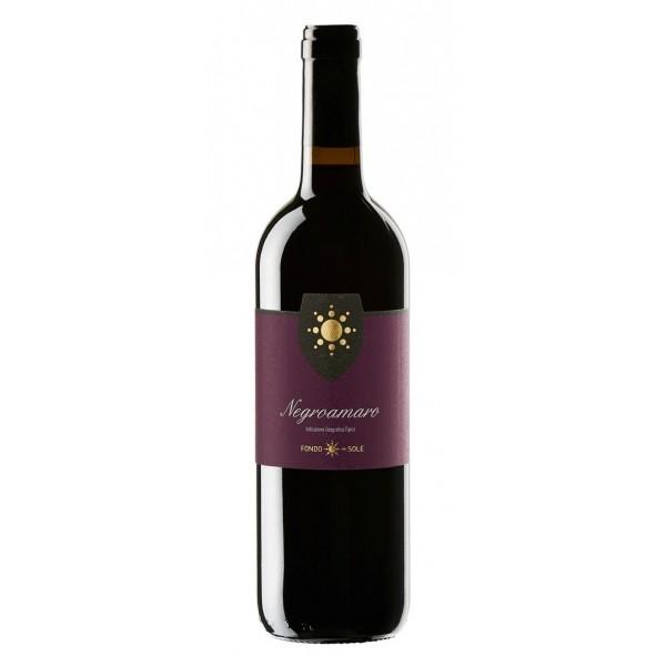 Fondo del Sole - Negroamaro Puglia I.G.T. - Red Wines