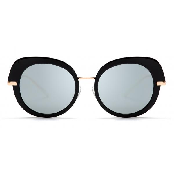No Logo Eyewear - NOL81032 Sun - Nero e Oro - Occhiali da Sole