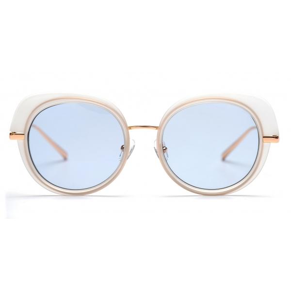 No Logo Eyewear - NOL81032 Sun - Cristallo e Oro - Occhiali da Sole