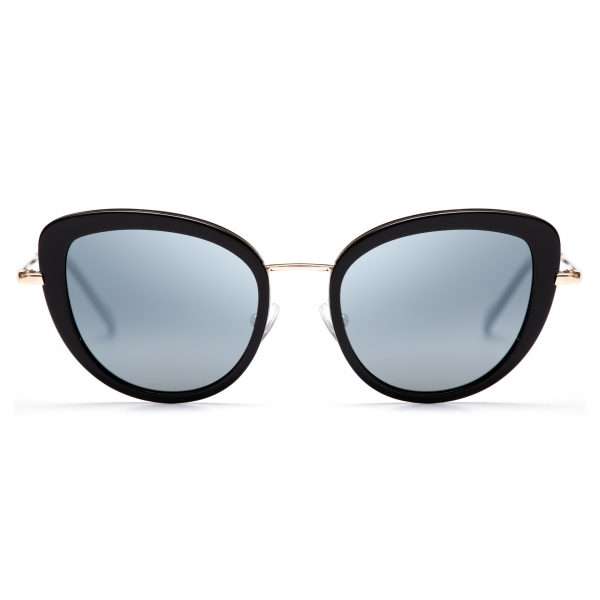No Logo Eyewear - NOL81035 Sun - Nero e Oro - Occhiali da Sole