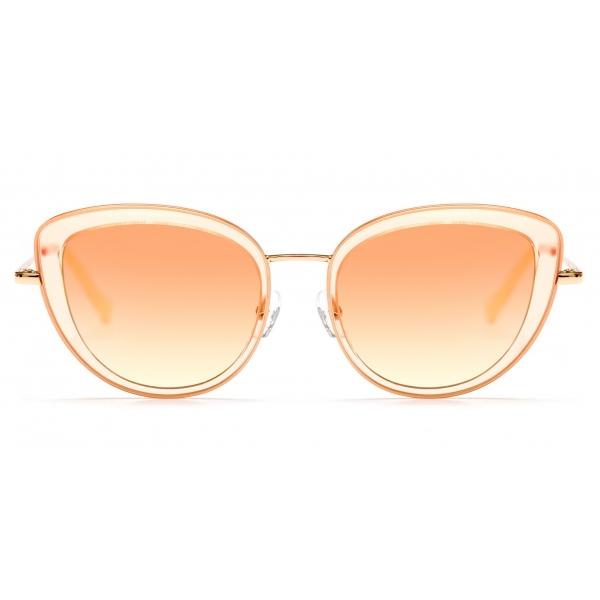 No Logo Eyewear - NOL81035 Sun - Rosa e Oro - Occhiali da Sole