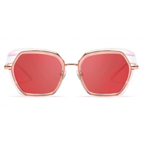 No Logo Eyewear - NOL81045 Sun - Rosa - Occhiali da Sole