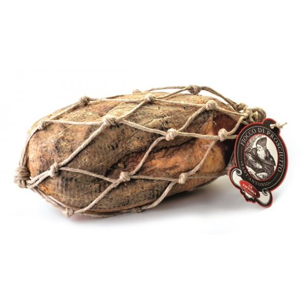 La Fattoria di Parma - Whole Ham Flake - Whole - Artisan Cured Meats - 2400 g
