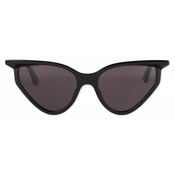 Balenciaga - Rim Cat Sunglasses - Black - Sunglasses - Balenciaga Eyewear