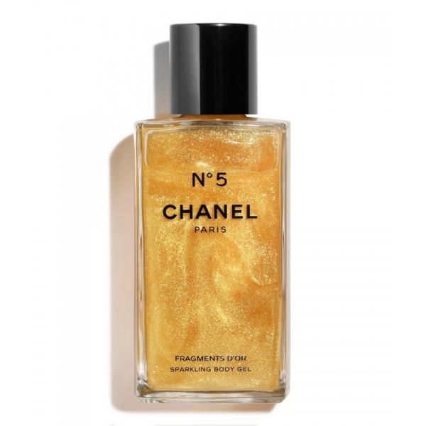 Chanel - N°5 Fragments d'OR - Shining Gel For The Body - Luxury Fragrances - 250 ml