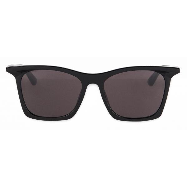 Balenciaga - Occhiali da Sole Rim Rectangle Linea Aderente - Nero - Occhiali da Sole - Balenciaga Eyewear