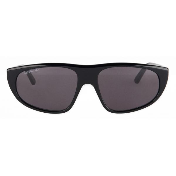 Balenciaga - Occhiali da Sole TV D-Frame - Nero - Occhiali da Sole - Balenciaga Eyewear