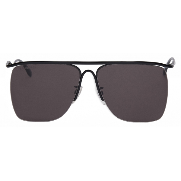 Balenciaga - Curve Navigator Sunglasses - Black - Sunglasses - Balenciaga Eyewear