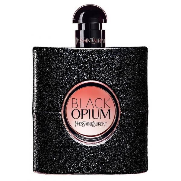 Yves Saint Laurent - Black Opium Eau De Parfum - Un Appassionante Caffè Nero, Fiori Bianchi e Vaniglia - Luxury - 150 ml