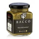 Bacco - Tipicità al Pistacchio - Pesto alla Brontese 80 % - Pistacchio di Bronte - 190 g