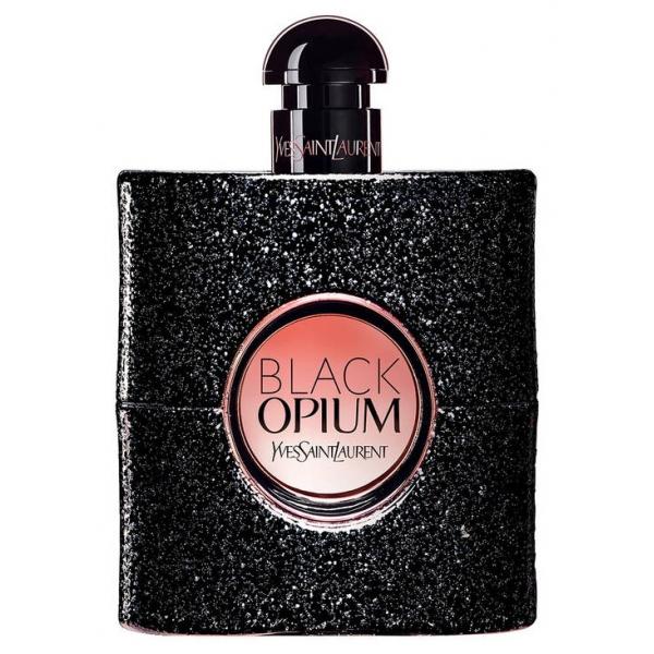 Yves Saint Laurent - Black Opium Eau De Parfum - Un Appassionante Caffè Nero, Fiori Bianchi e Vaniglia - Luxury - 90 ml