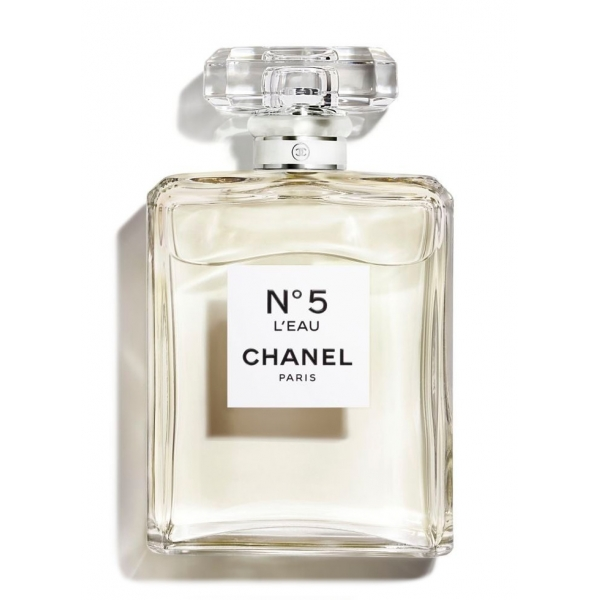 Chanel - N°5 L'EAU - Eau De Toilette Vaporizzatore - Fragranze Luxury - 200 ml