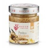 Bacco - Tipicità al Pistacchio - Pesto di Mandorla - Pesto Artigianale - 190 g
