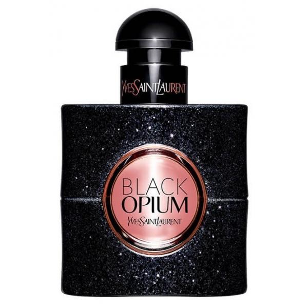 Yves Saint Laurent - Black Opium Eau De Parfum - Un Appassionante Caffè Nero, Fiori Bianchi e Vaniglia - Luxury - 30 ml